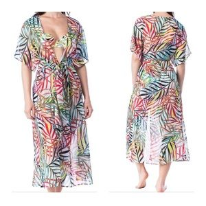 Kenneth Cole Swimsuit Coverup